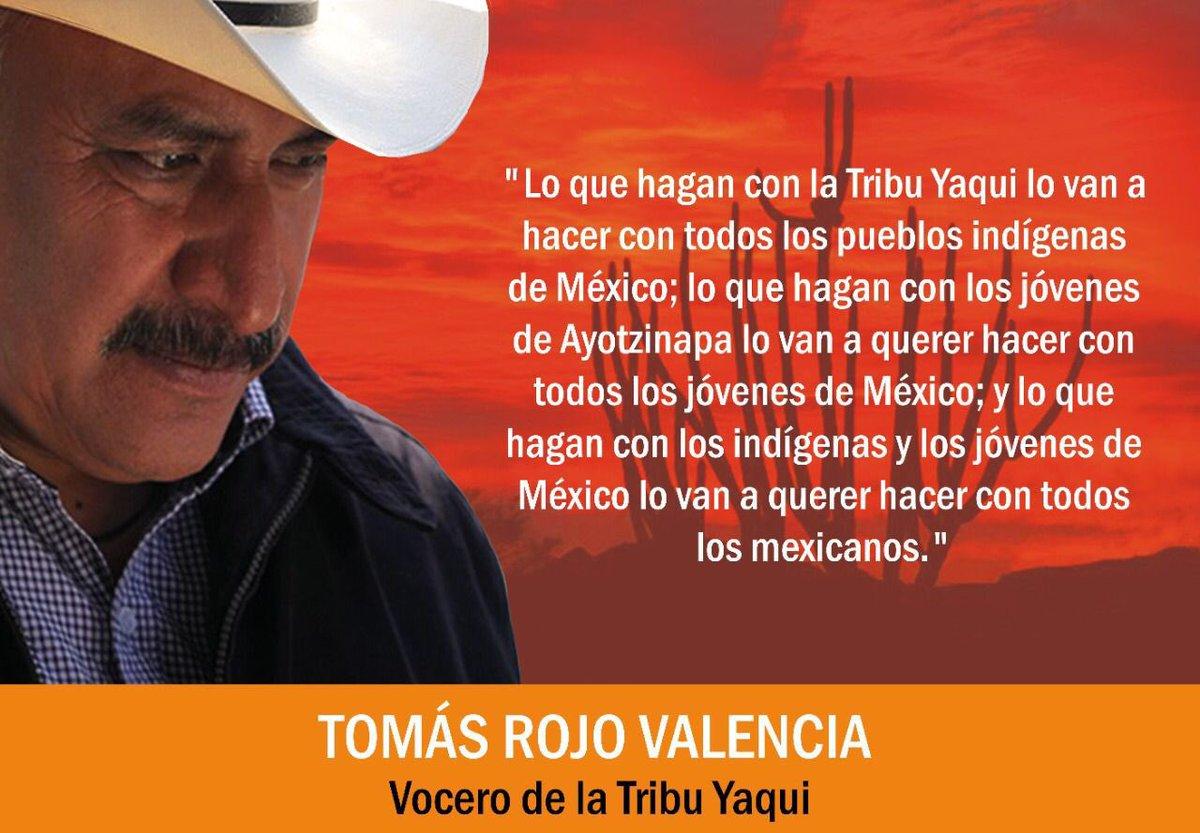 """Emilio Álvarez Icaza Longoria on Twitter: """"Tomás Rojo Valencia, defensor de  las aguas y los bosques yaquis de Sonora. Desaparecido desde el 37 de mayo  del 2021. Sus restos fueron hallados semienterrados."""
