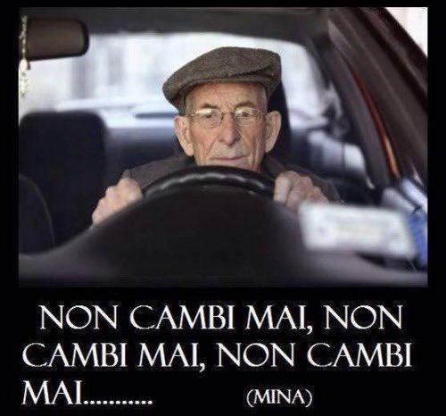 #aCambiare