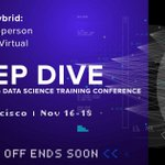 Image for the Tweet beginning: #ODSCWest is returning to San