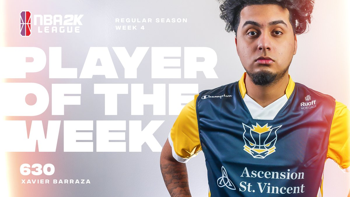 """An @NBA2KLeague """"Player of the Week"""" honors, and the new Pacers Gaming single game scoring record (48 points). It's safe to say @OG_SAV24 had a good week.   #SetThePace https://t.co/sxX0RfnExD"""