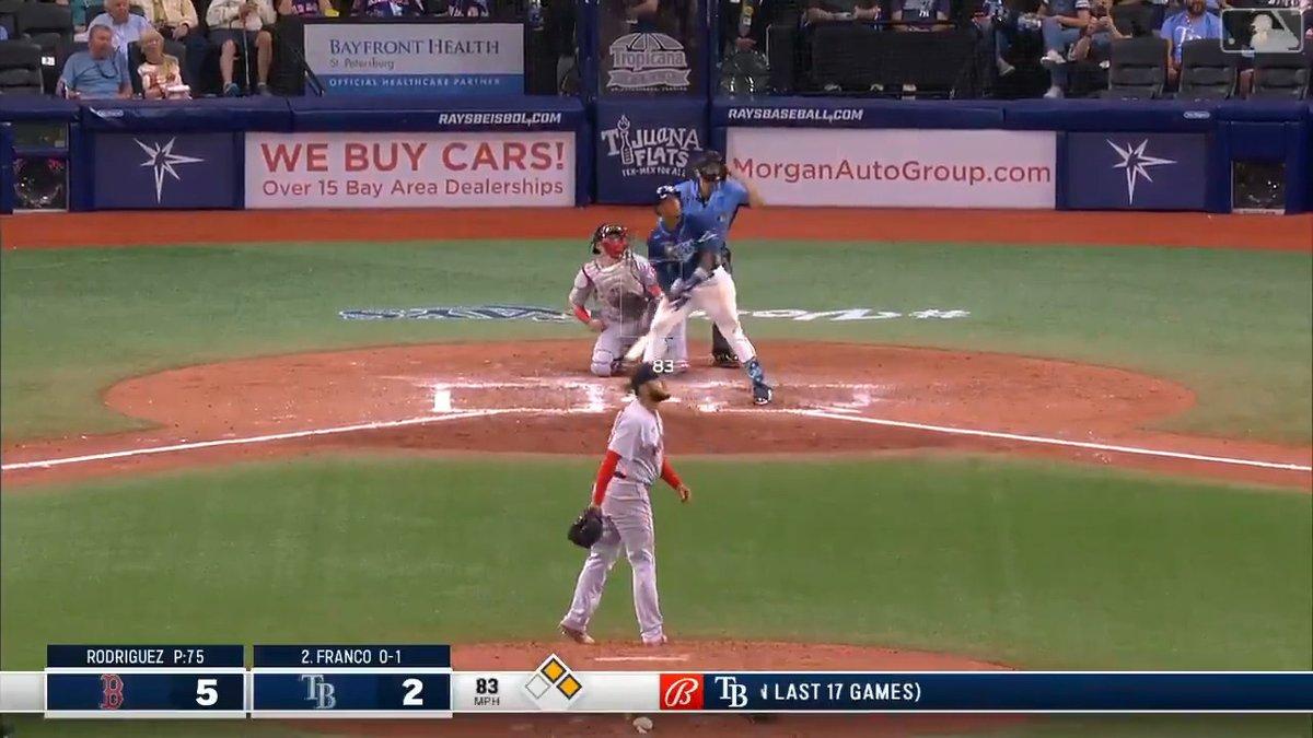@MLB's photo on Wander Franco