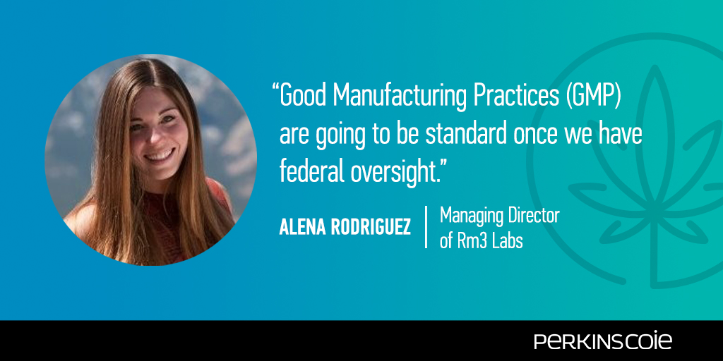 PerkinsCoieLLP: Alena Rodriguez, Managing Director of Rm3 Labs, joins associate Michael Bleicher to discuss the different testing guidelines for marijuana and #hemp, new testing for #delta8 and #delta10, and more. Tune in 🎧: . #cannabis #cannabisindustry #descheduling