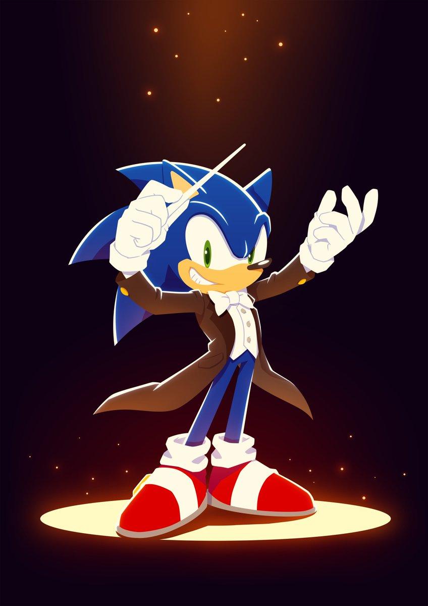 @sonic_hedgehog's photo on #Sonic30th