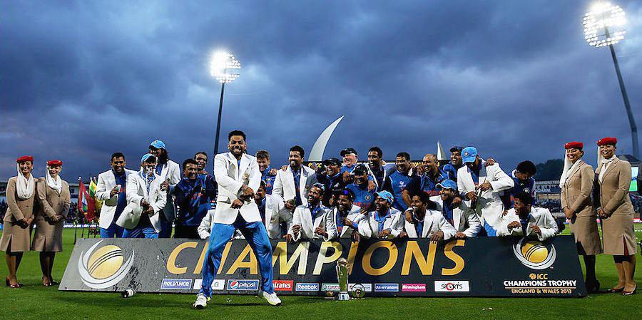 @BCCI's photo on #TeamIndia
