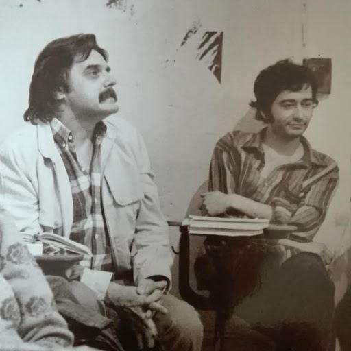 """baigorrita on Twitter: """"Horacio González y Christian Ferrer en algún momento de los años 80… """""""
