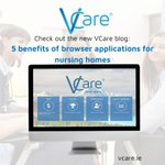 Image for the Tweet beginning: VCare has just released a