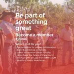 Please join us. Becoming a member of Cape York NRM gives you the opportunity to guide how we care for the place you love—Cape York #joinus here https://t.co/sKen7asGqH