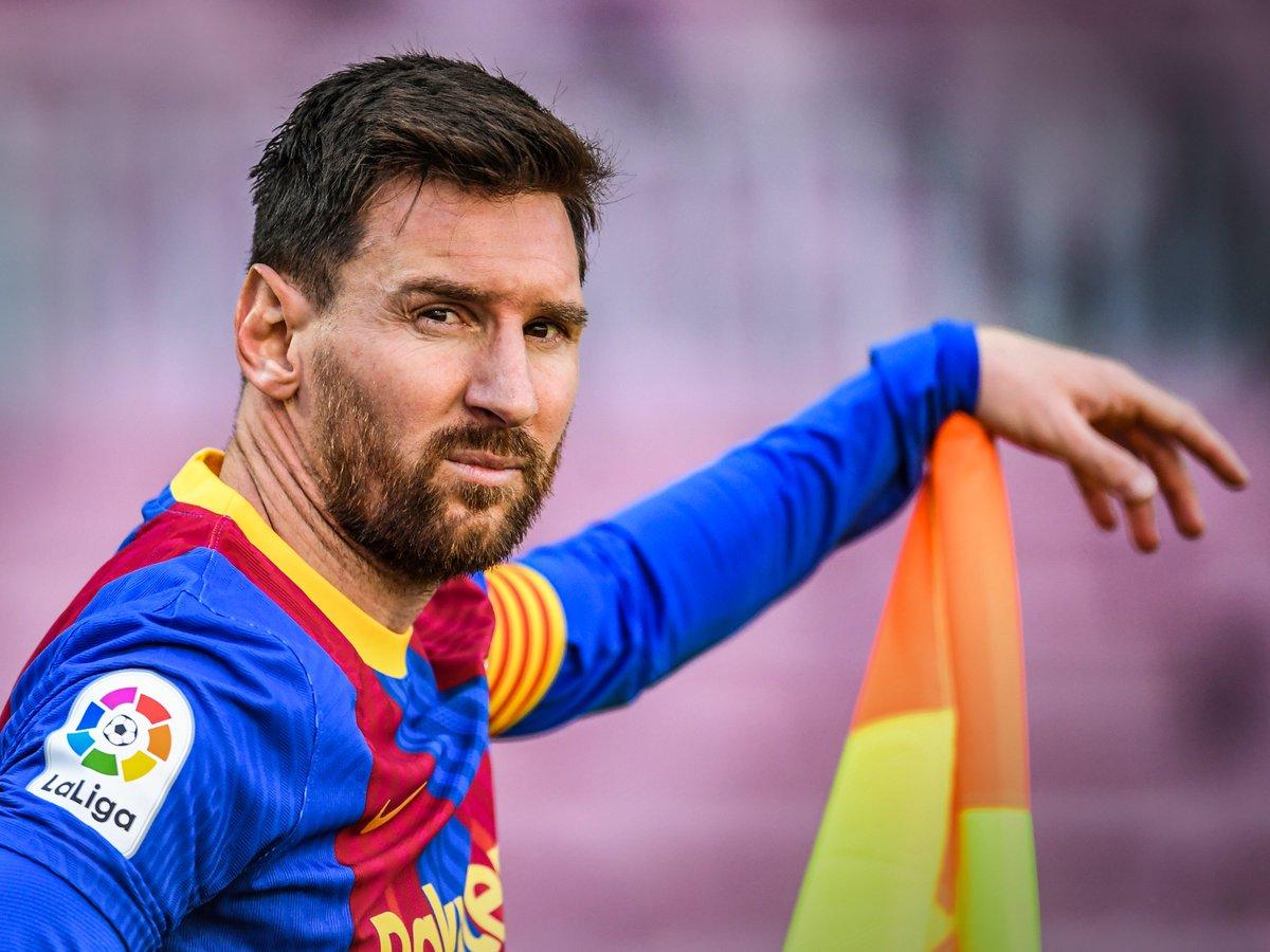 @brfootball's photo on Messi