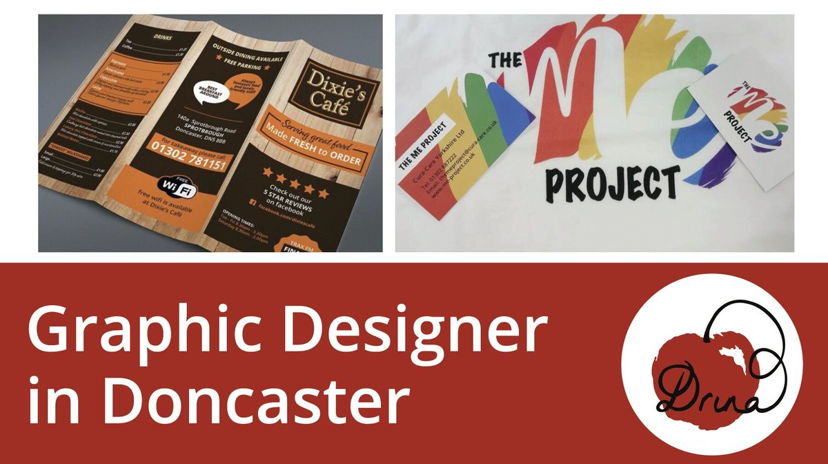 Are you on the lookout for a freelance graphic designer based in South Yorkshire? If you need professional, affordableweb design, then please get in touch, i'd love to provide more info :) https://t.co/x1IV3zDvKu  #logodesign #graphicdesigner