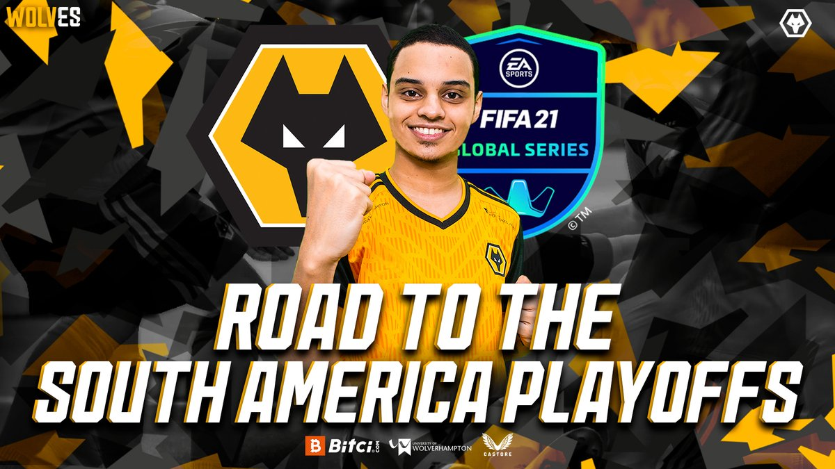 A big week for @WolvesEsports as @Fifilza7 starts his journey to qualify for the FIFA eWorld Cup.  You've got this, Flavio!👊  .  .