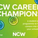 Image for the Tweet beginning: 𝙍𝙚𝙘𝙧𝙪𝙞𝙩. 𝙍𝙚𝙘𝙤𝙜𝙣𝙞𝙨𝙚. 𝙍𝙚𝙬𝙖𝙧𝙙.  National Careers Week