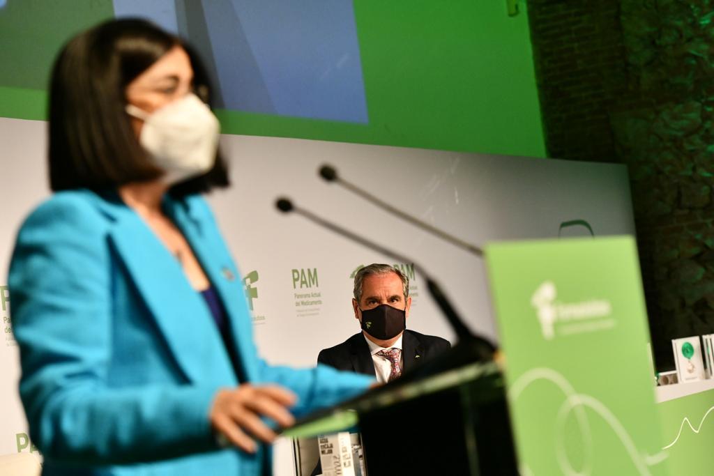 Foto cedida por Ministerio de Sanidad