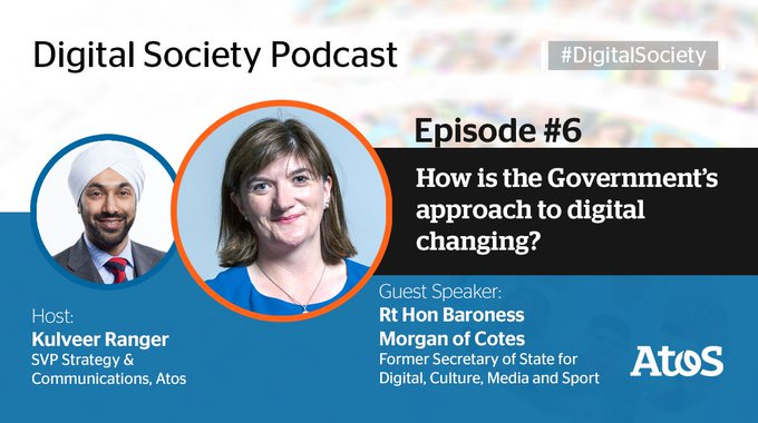 NEW POD OUT NOW 🎙 Former Cabinet Minister @NickyMorgan01 and @KulveerRanger examine how...