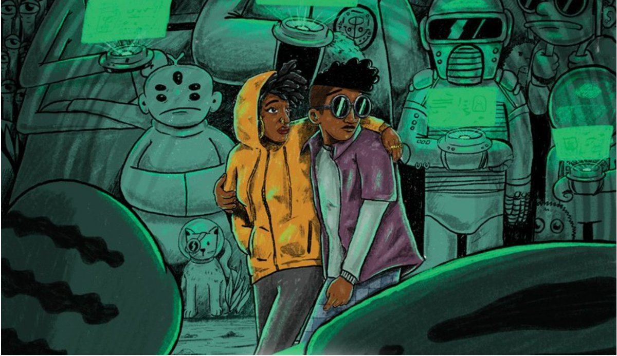 ⚡️Hello, Molweni & नमस्ते Earthlings! Our chapters 5 & 6 in #Hindi and #isiXhosa have now landed on @webtooncanvas🚀  The situation on #PlanetDivoc91 is spinning out of control but Sanda & Champo ain't giving up! Find out more👇🏾 🇮🇳https://t.co/A0FhJTkZE5 🇿🇦https://t.co/pvnZiJwAQK https://t.co/eycZ529T4x