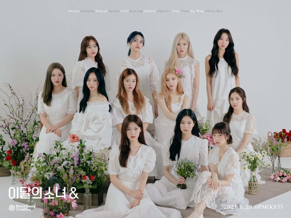 RT @BandwagonAsia: LOONA's 4th mini-album [&] is out this month! https://t.co/IxdLjWCnV8  #이달의소녀 #LOONA #AND https://t.co/37DMBN7SR7