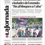 #ElMundoDiceNo al bloqueo contra Cuba