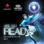 Image for the Tweet beginning: Are You Ready? ¿Quieres probar nuevas
