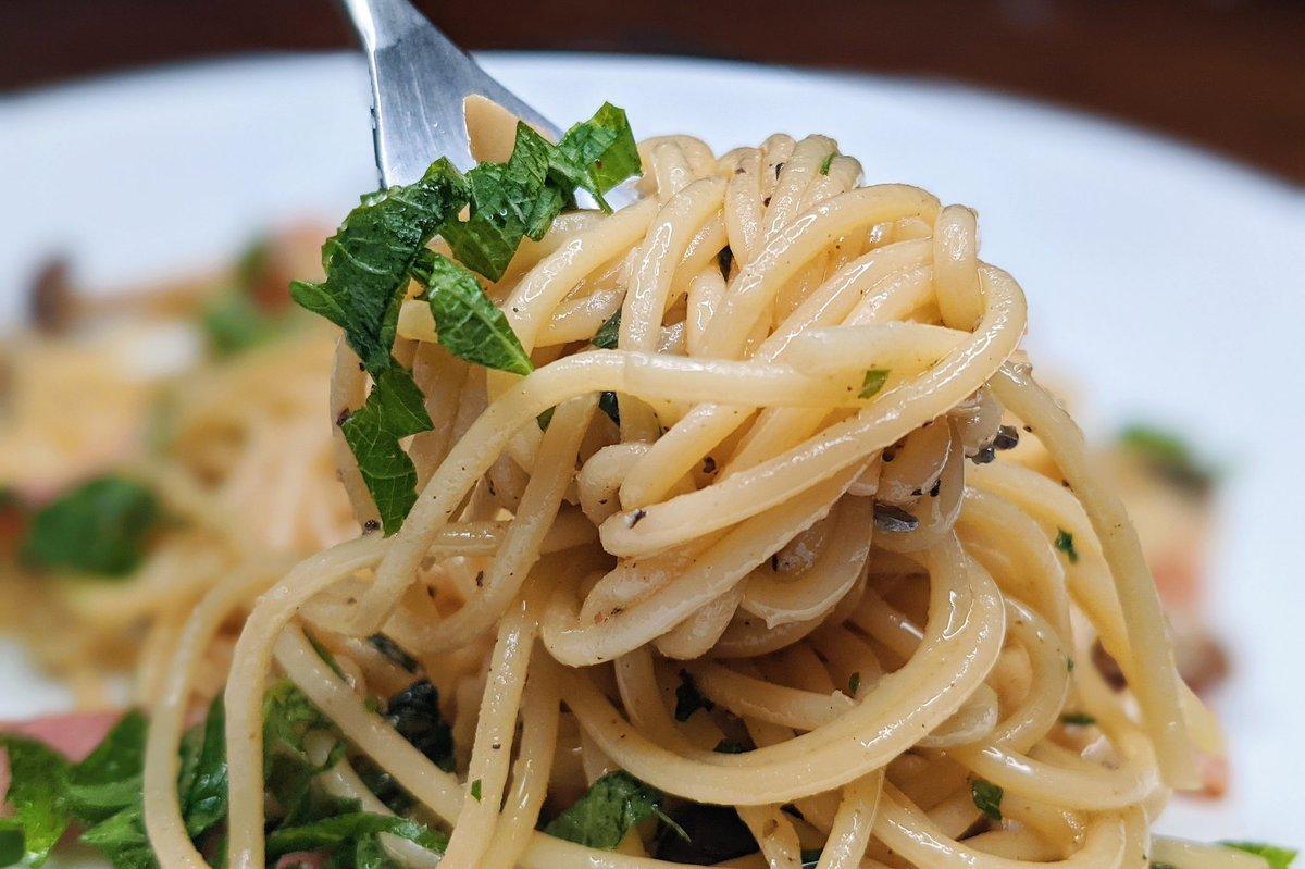 簡単&お手軽で、とっても美味しそう!大葉を使ったパスタレシピ!