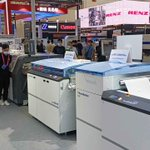 Image for the Tweet beginning: China Print 2021 has started!