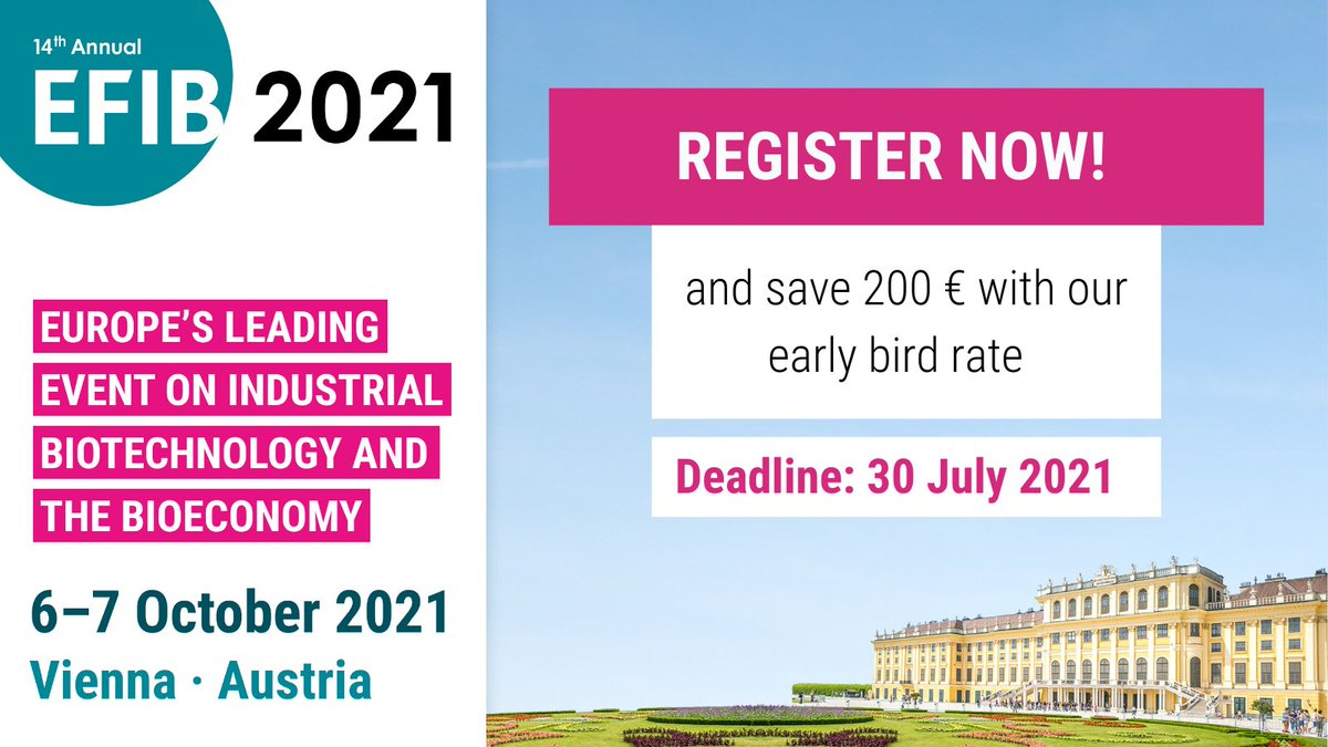 test Twitter Media - 📌 #RegisterNow for #EFIB2021 and don't miss your chance to take part to one of the first on-site #conferences of #2021!  ☑️ Until July 30, you can benefit from the #earlybird rate!   🗯️ What are you waiting for? 👉 https://t.co/oizk37K0N4 https://t.co/OC948ZhgGc