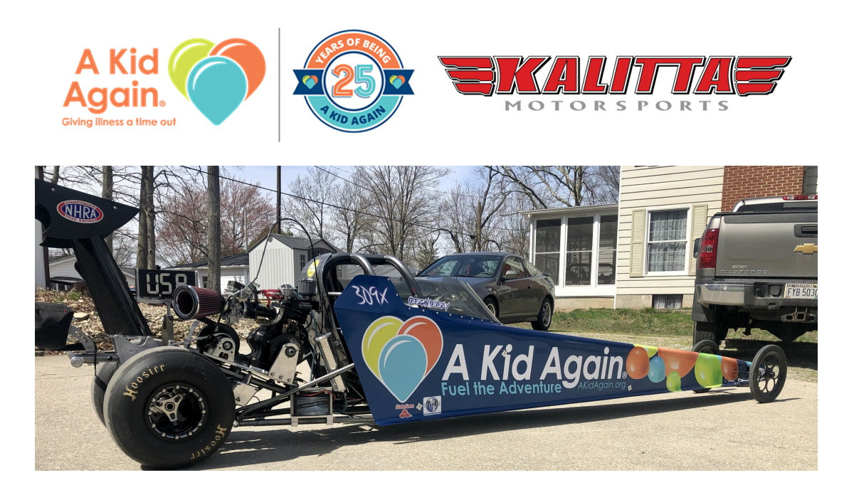 So excited for Chase, his family, and for Keegan Beverly!  Thanks, @TeamKalitta for providing this opportunity and thanks @MotorRacinPress for sharing this story!   #hopehappinesshealing #beingakidagain