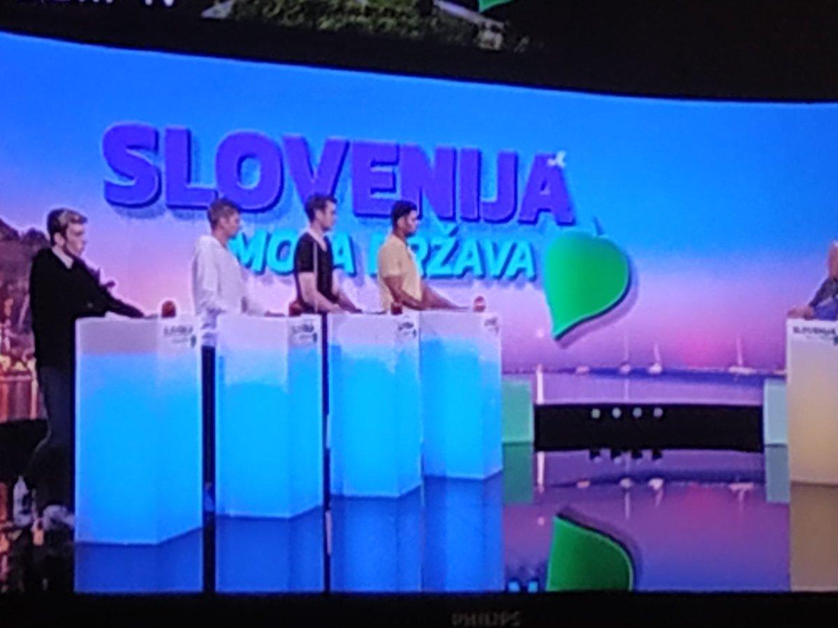Čestitke, @Nova24TV Delate to, za kar imamo in plačujemo @RTV_Slovenija