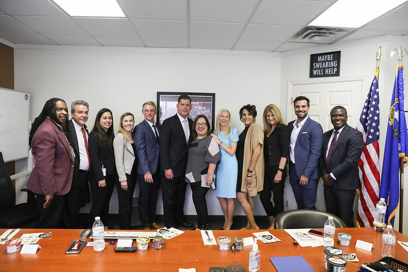 It was an honor to have the US Labor Secretary @SecMartyWalsh visit our southern #Nevada recovery community center to learn more about our work to uplift the local recovery community and support businesses to join the movement of Recovery Friendly Workplaces. #vegasstrong