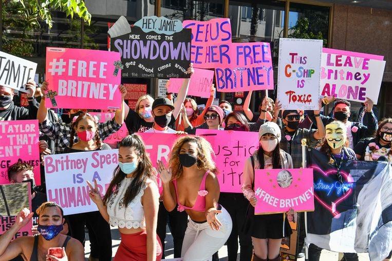"""Por qué es Tendencia? on Twitter: """"#FreeBritney: Porque hoy la cantante  Britney Spears va a hablar por primera vez en la corte.… """""""