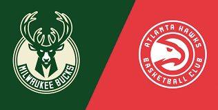 HOY COMIENZAN LAS FINALES DE CONFERENCIA DEL ESTE🏀🔥  #TrueToAtlanta vs #FearTheDeer   📺:NBA League Pass ⌚️: 21.30 🏟Fiserv Forum  #ThatsGame https://t.co/IZH31ph0Tt