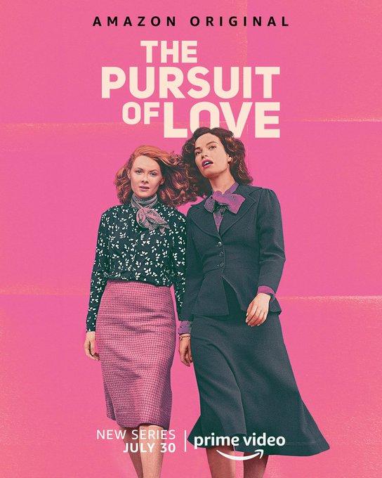 The Pursuit of love BBC, l'adaptation du roman de Nancy Mitford avec Lily James - Page 2 E4lDiDcUYAE-Nea?format=jpg&name=small