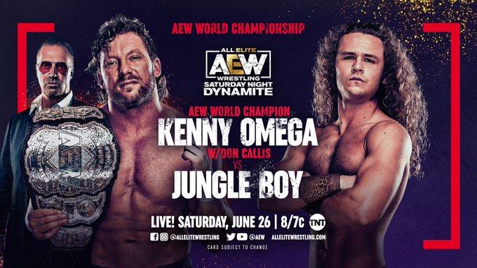 AEW Dynamite IGNITE for 6/26/21