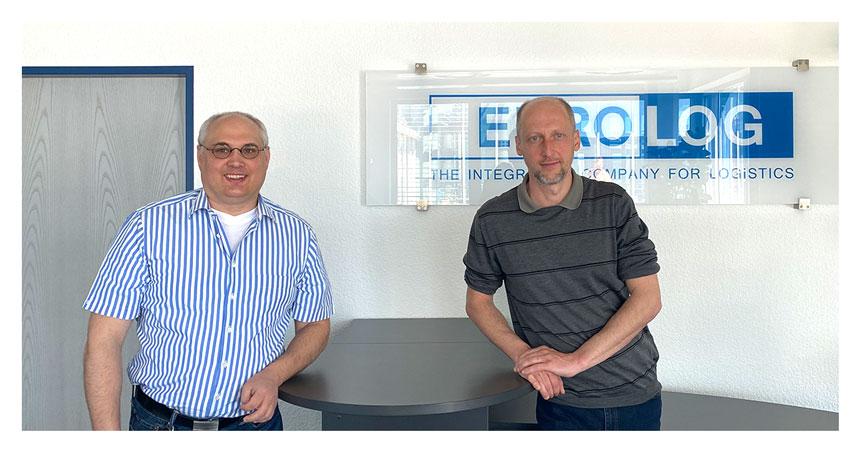 Welcome to the #Team! Wir freuen uns riesig über unsere Neuzugänge in der Entwicklung: Ulli (l.) und Nikolai – Wir wünschen euch beiden viel Spaß und Erfolg! #welcome #neuekollegen #karriere #saycheese https://t.co/DuPCA5ntAM