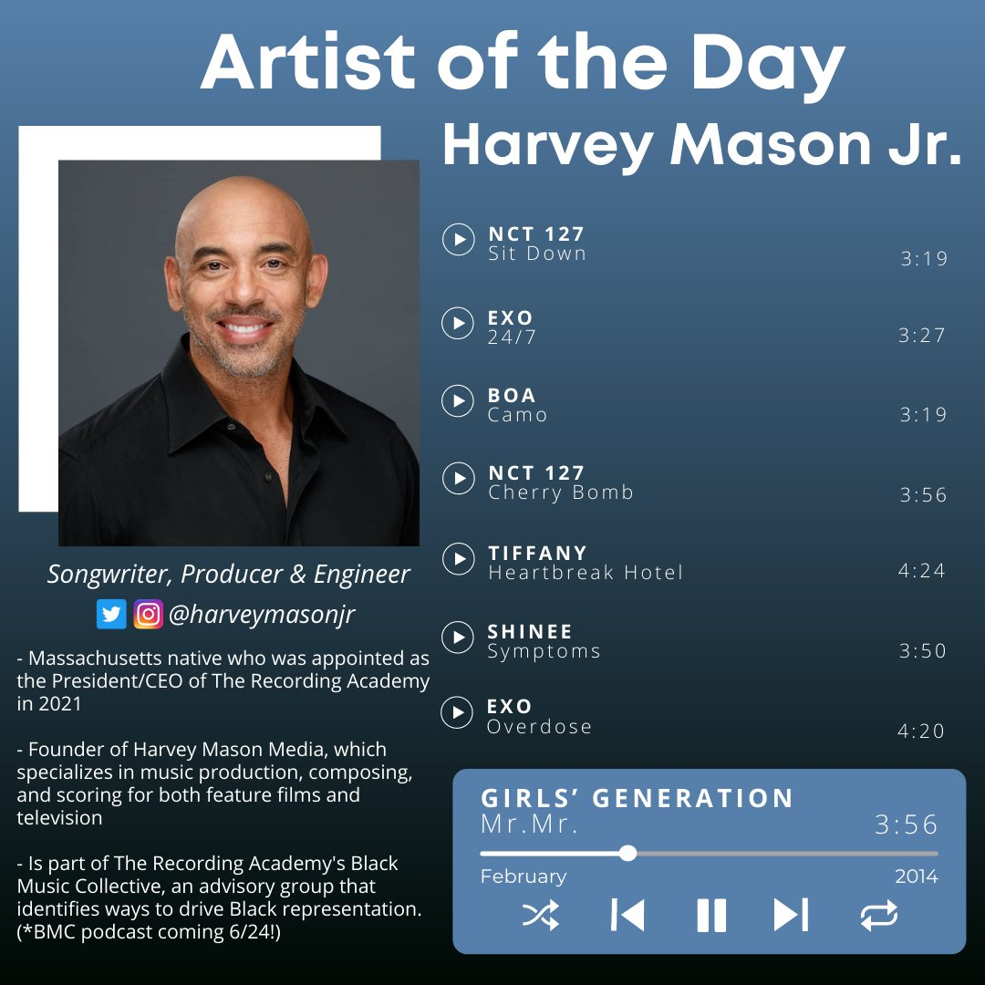 Awesome Harvey Mason Jr Kpop wallpapers to download for free greenvirals
