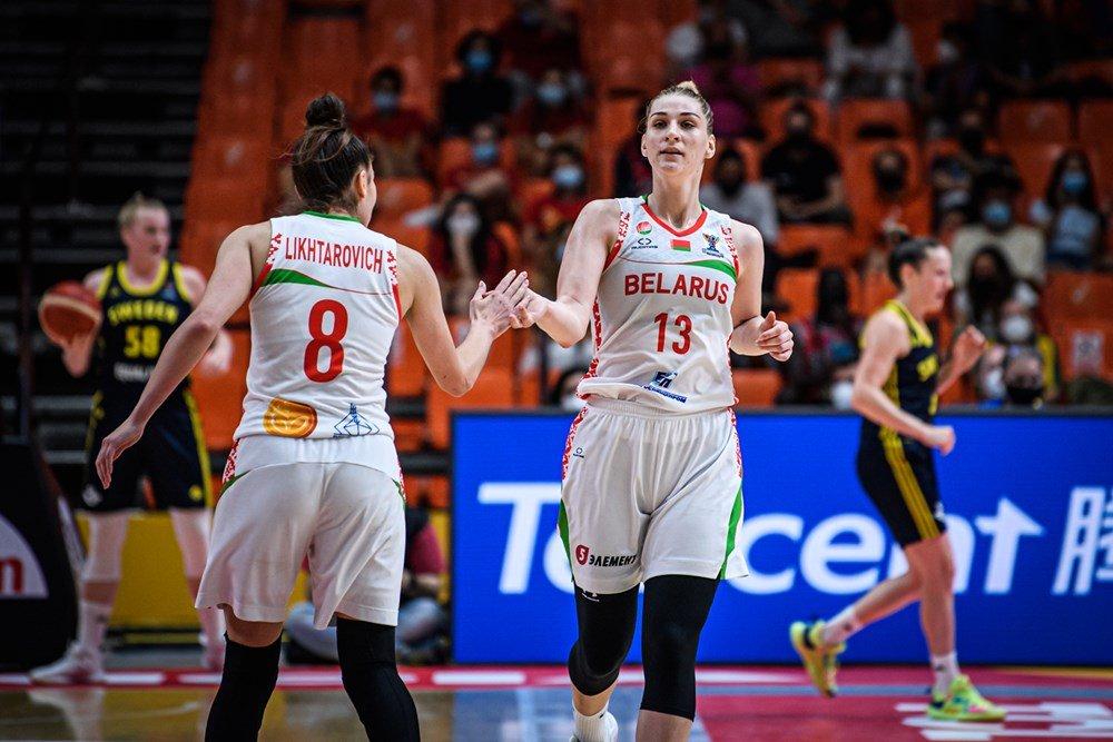 Bielorrusia pasa a semifinales del Eurobasket de España y Francia