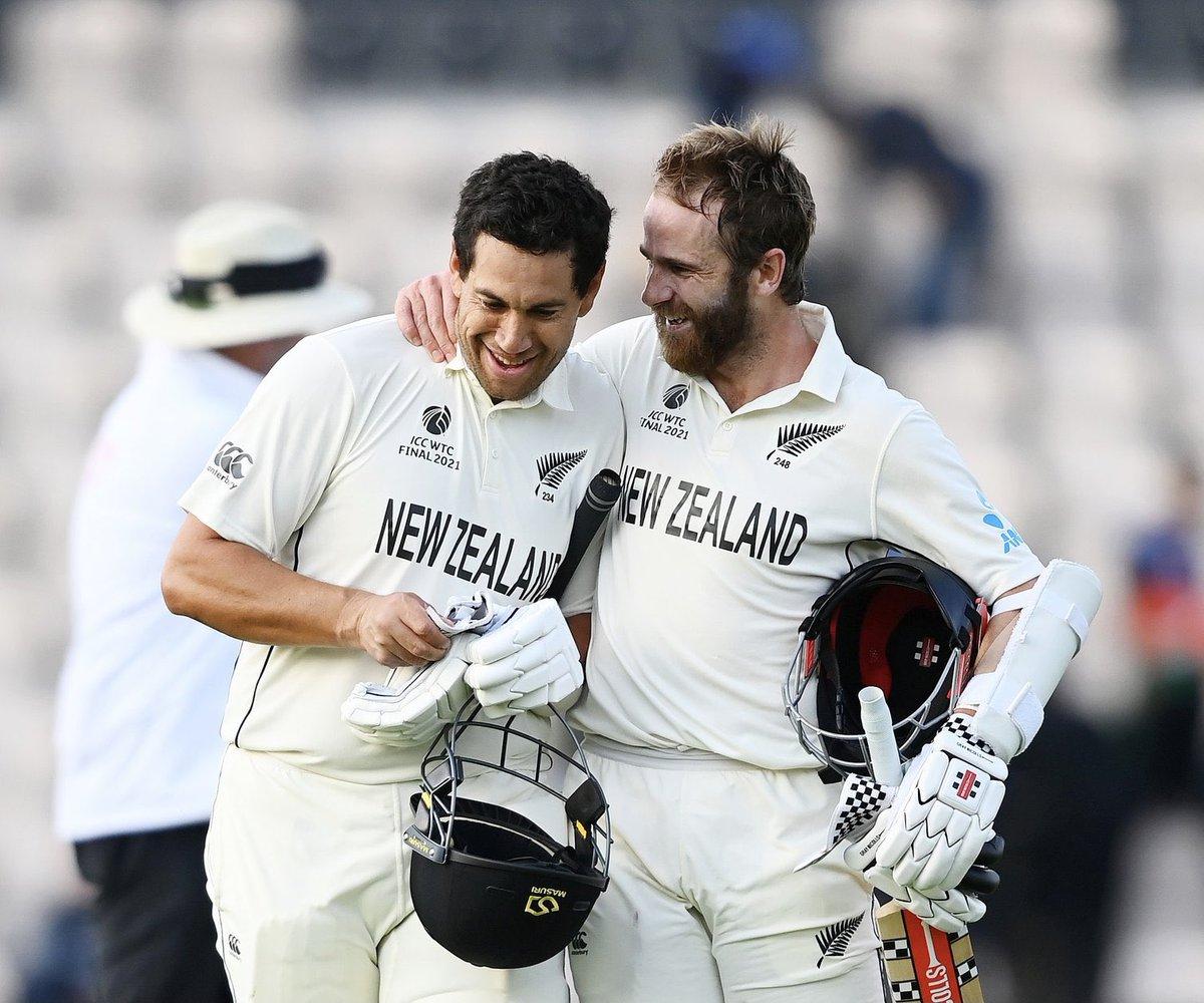 @GautamGambhir's photo on Congrats NZ