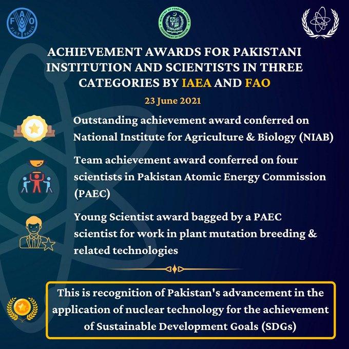 Pakistani scientist