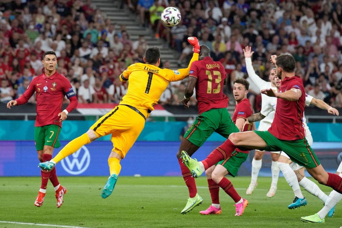 البرتغال وفرنسا يتعادلان و يحجزا مقعدًا فـي دور الـ16 من كأس أمم أوروبا 2020
