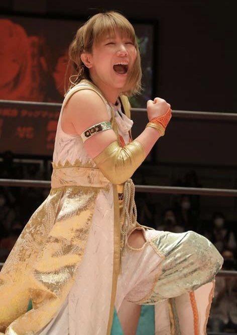 Tokyo Joshi Pro Wrestling Star Set To Return To AEW This Summer