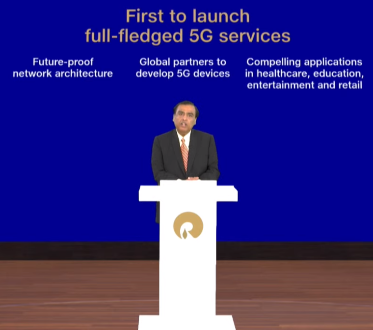 Jio and Google Cloud to Collaborate on 5G Technology to Enable a Billion Indians Access Superior Connectivity