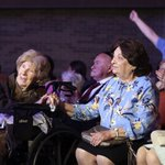 Image for the Tweet beginning: June 26 is Holocaust Survivor