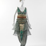 Image for the Tweet beginning: French couturier #PaulPoiret held his