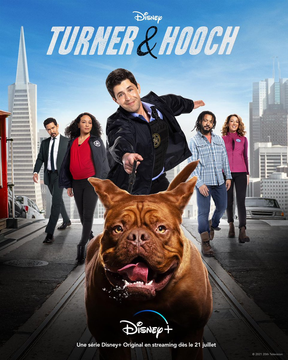 Turner & Hooch [20th Television/Disney - 2021]  E4oaqFnXMAcGZqx