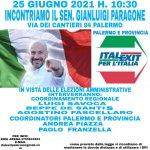 Image for the Tweet beginning: Il senatore Gianluigi Paragone a