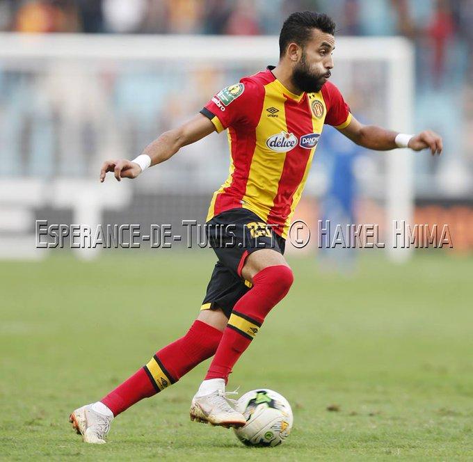غياب محمد علي اليعقوبي عن مباراة الأهلي
