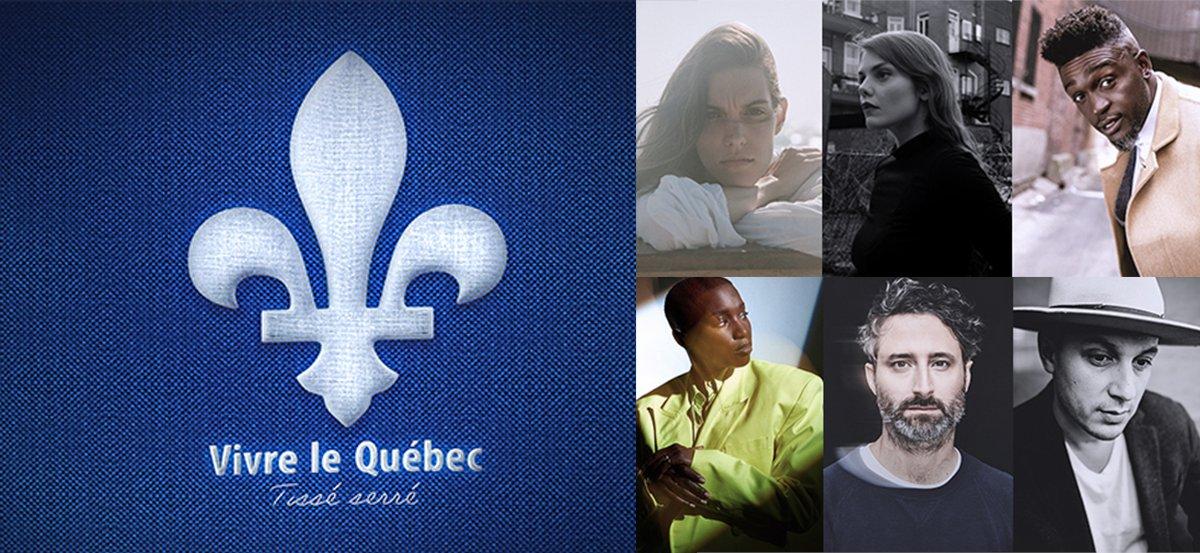 ⚜️[FIESTA NACIONAL DE QUÉBEC]⚜️ El #24juin tuvo lugar el Gran Espectáculo de la #fnqc, con un cartel excepcional de más de 200 artistas. 🤩 📺 Descubra la retransmisión « VIVRE LE QUÉBEC TISSÉ SERRÉ » @TV5MONDEPLUS  👉 https://t.co/xZwNPsWGt3 @MCCQuebec @MRIF_Quebec https://t.co/o5GCJrNuqy
