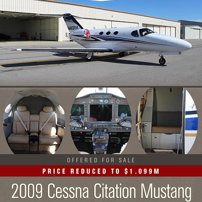 Price reduced - 2009 #Cessna #Citation #Mustang at @SOLJETS  ProParts & JSSI unscheduled 2018 paint / interior More details at: https://t.co/GwmEfKbBZx  #bizjet #bizav #aircraftforsale #privatejet #privateflying #jetforsale #businessaviation