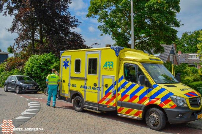 Fietsster gewond na ongeluk Kerkweg https://t.co/opFybpjd18 https://t.co/SZiOvfLR9g