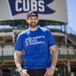 Meet Joe Johnson, the Chicago Cubs fan behind Obvious Shirts, a T-shirt company built on one-liners, a love of baseball and a little luck: 'It worked. I can't believe it.' https://t.co/SZWBdu49hc #Cubsessed #iamCubsessed #ChicagoCubs