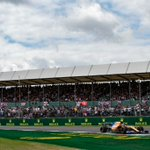 Image for the Tweet beginning: A full crowd at Silverstone?