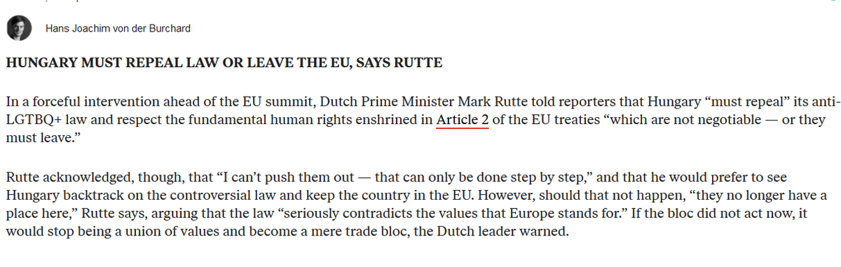 """Tržna unija! Točno to si vsi potiho želimo, a nihče ne upa povedati na glas. Štiri svoboščine brez skrajno levega totalitarizma, ki so se ga naivni in brezidejni EU liberalci nalezli od ameriških """"demokratično-socialističnih"""" kolegov in hočejo zdaj z njim zadaviti nove članice."""